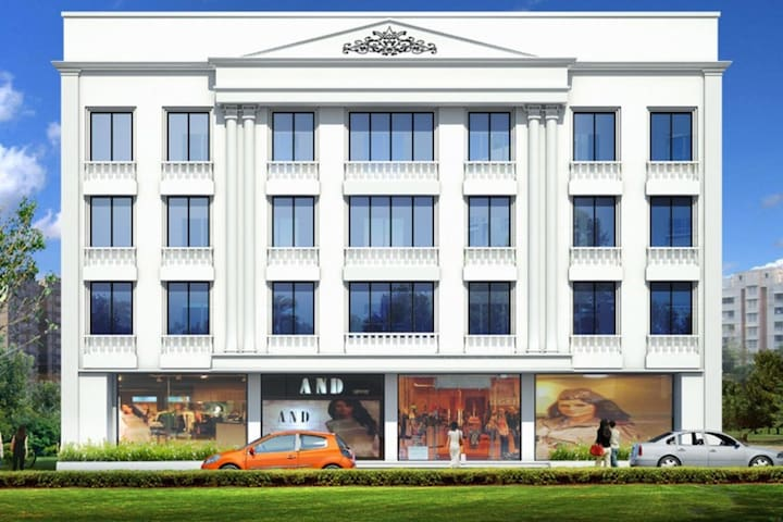 V One - White House Boutique Residences Vadodara