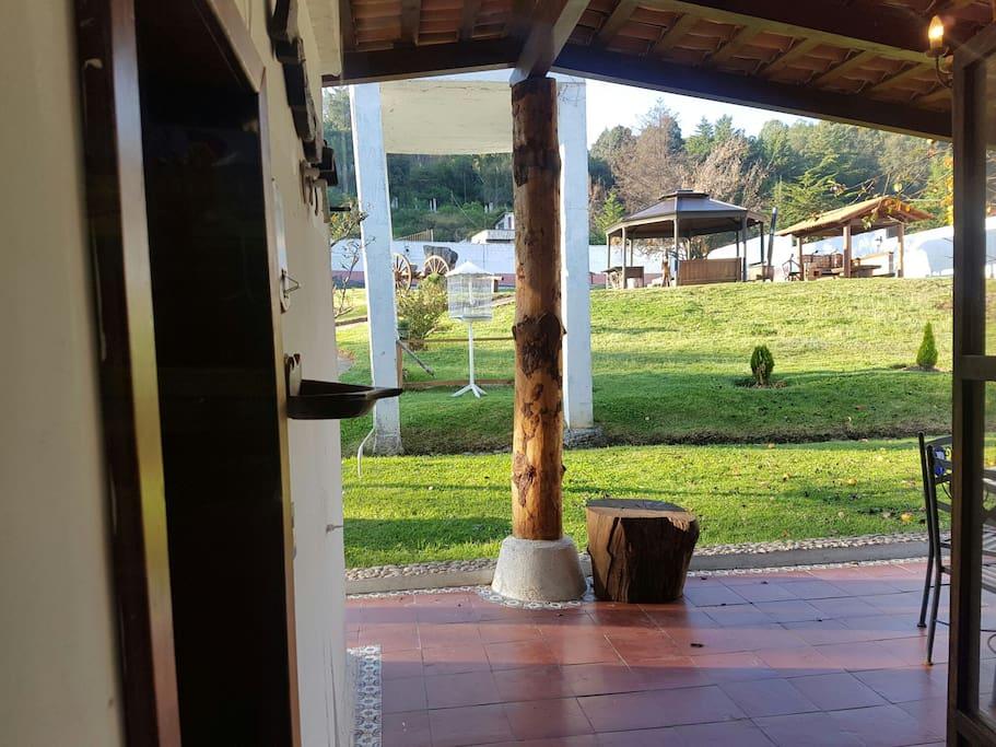Preciosa casita de campo en tapaxco el oro houses for - Casitas de campo ...