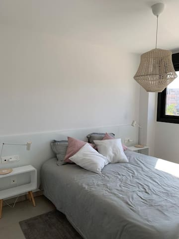 Master Bedroom with Ensuite Bathroom - Double Bed