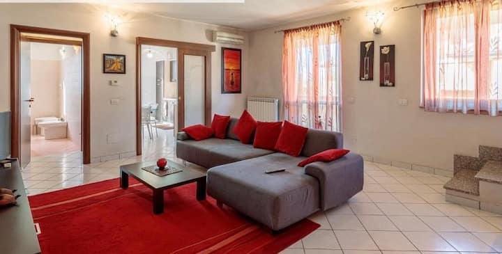 Ampio e luminoso appartamento zona Malpensa