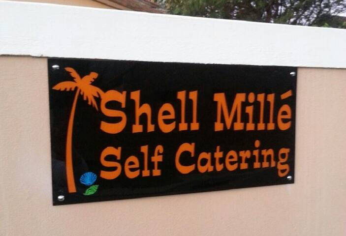Shell Millé Self catering