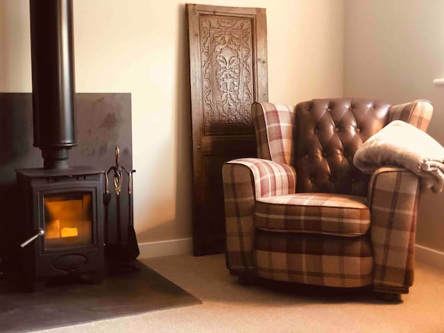 Walkers luxury 2 bed cottage - dogs welcome