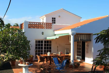 Beautiful family villa in Lajares  - Lajares