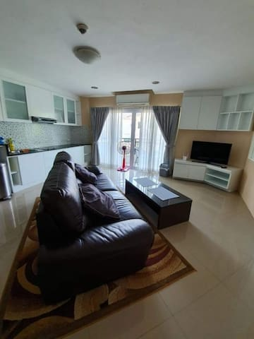 Beautiful 1 bedroom 2nd floor condo (57 sqm)