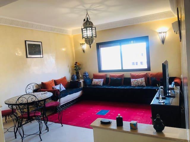Elegant appartement à Marrakech