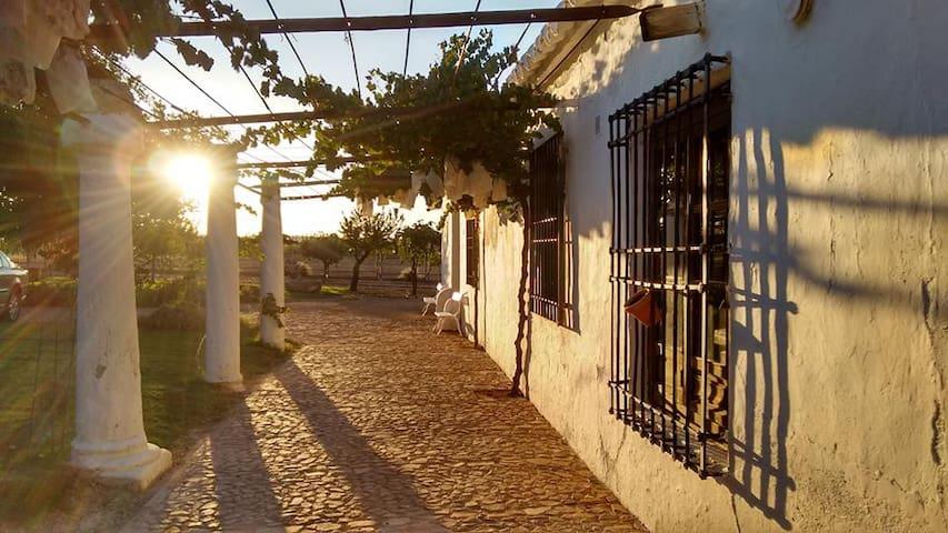 Casa El Carmen - Almagro - Villa