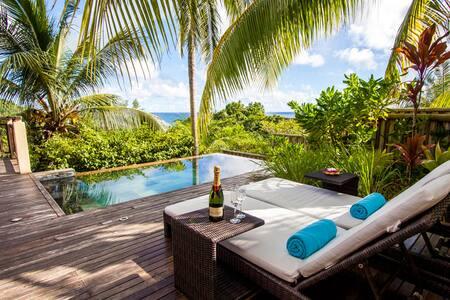 Baie Lazare Resort Pool Villa - Grand Anse Village