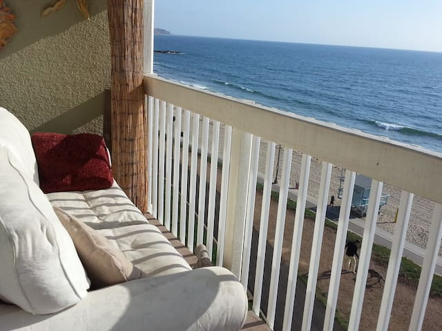 Ocean Front Luxury Comfort + Bikes - Redondo Beach - Apartment