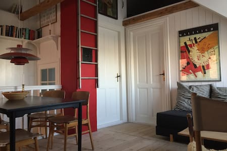 Waterfront apartment - Odense Center