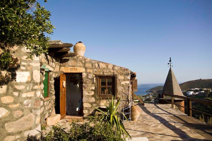 Patmos Eco House - EOT 2051 - Patmos - Hus