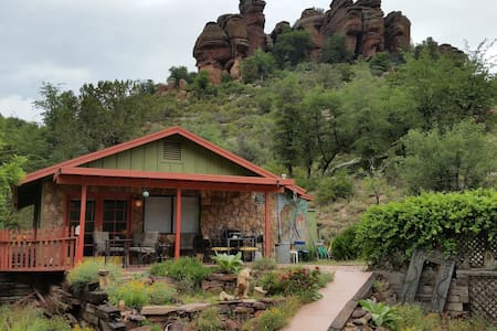 Nature lovers riverfront hideaway - Payson - Wohnung