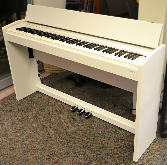 The Electric Piano.
