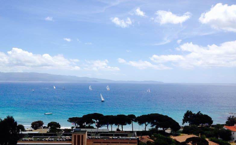 Appt vue panoramique sur le Golfe - Ajaccio - Wohnung