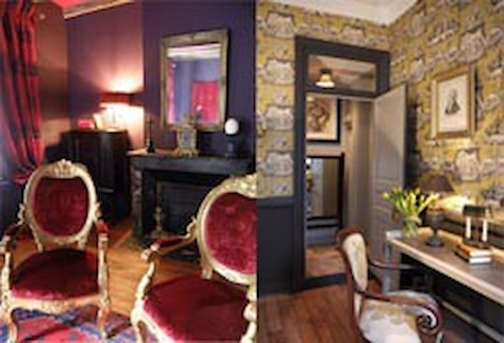 La Closerie Saint Jacques - Loches - Bed & Breakfast