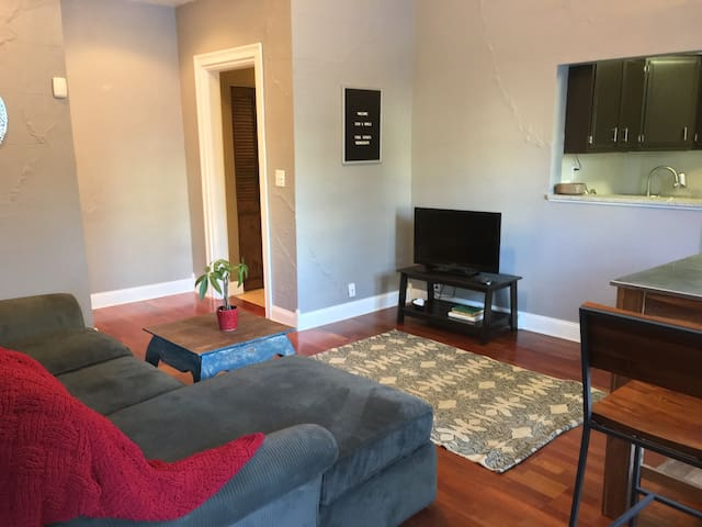 Restored 2BR Gem in Allentown - Buffalo - Lägenhet