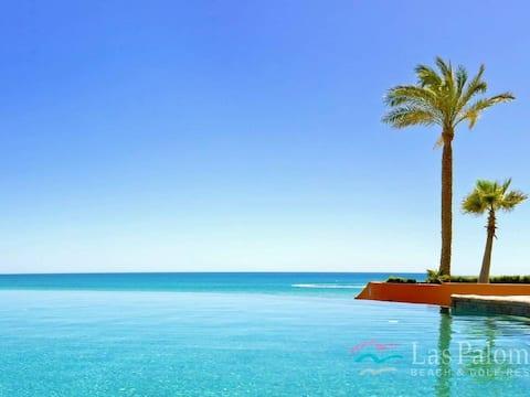 Luxurious Ocean Front Condo @ Las Palomas Phase II