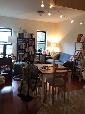 Cosy, friendly room in great part of Bed Stuy!