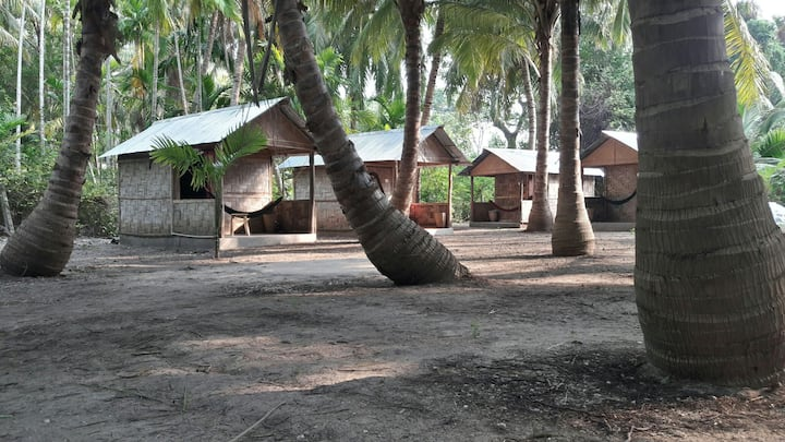 Elephant and Four Wise Men Resort, Neil Island