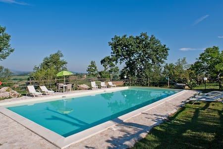 casale di charme con piscina  - Magliano Sabina