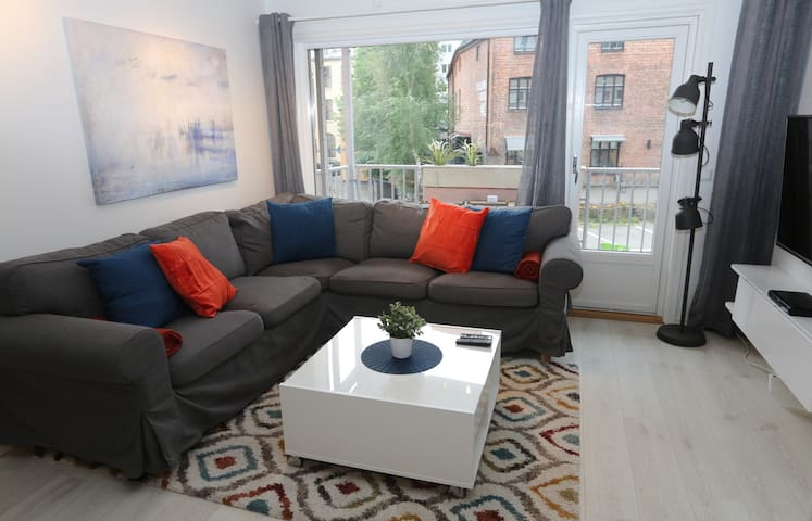 Sonderland Apartments - Pilestredet 29B (Sleeps 10 - 4 BR/2 BA)