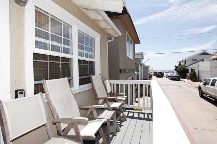 3BD Steps to the Beach, on 25th St