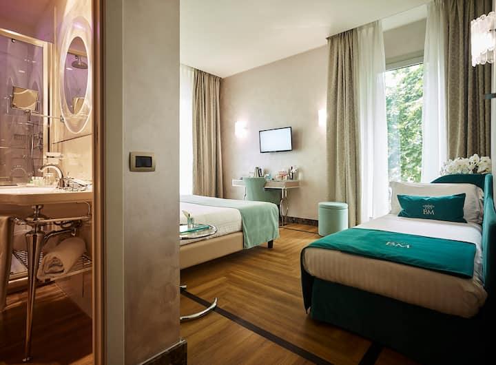 Exclusive Corner - Bianca Maria Palace Hotel
