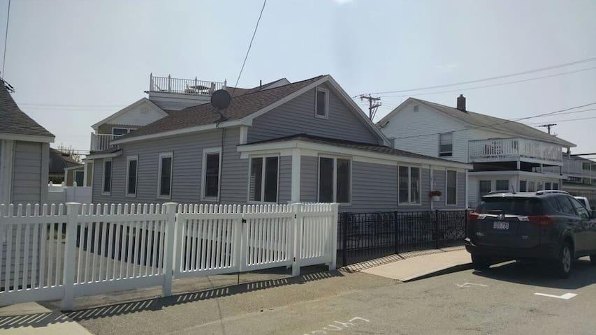 Beach Cottage  200 yards from beach - Hampton - Casa