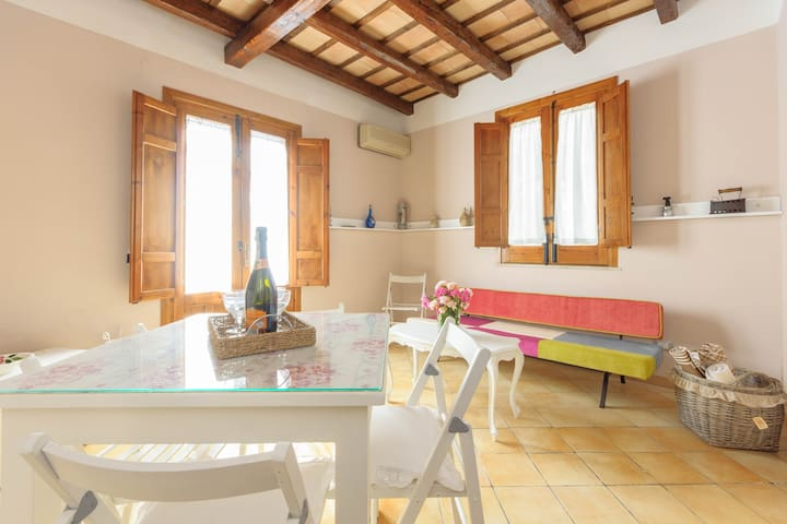 The Cosy Sicilian Vintage House - Trapani - Apartment