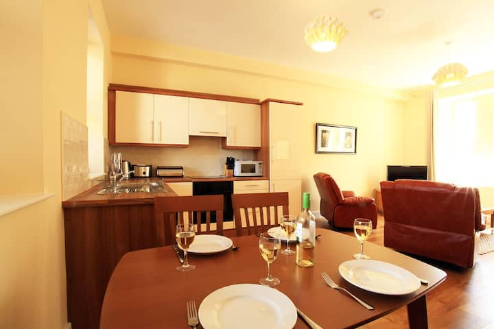 Leabhar Beag - 2 Bed Apartment - No Breakfast - Self Caatering