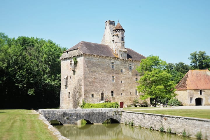 Château du XVème siècle