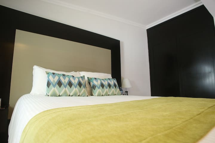Cómodas camas perfectas para dormir.