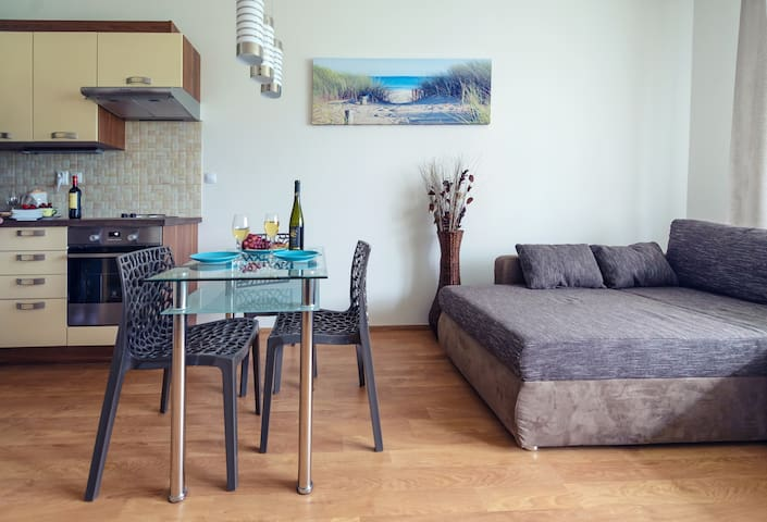 "Apartments with Parking ""DUNES"" - Praag - Appartement"