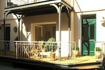 Alte Backstube Fewo & Appartement