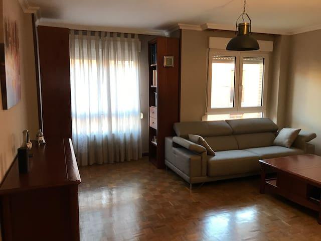 Duplex en Gijón, tranquilo y con wifi