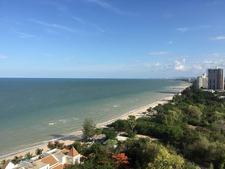 180° Panoramic Sea View/2 en-suites