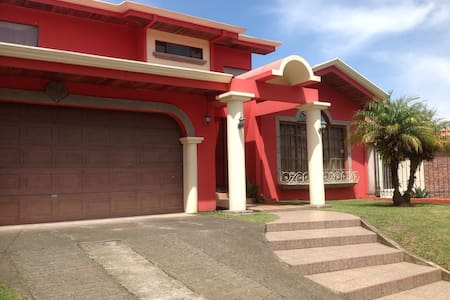 Three rooms in big house - Tres Rios - Talo