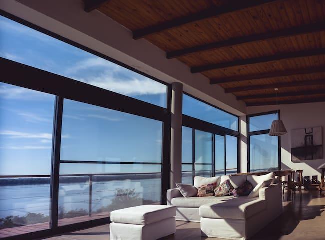 Casa a orillas del Río Uruguay - Colón - House