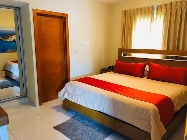 Apartamento Suite 1 Habitación