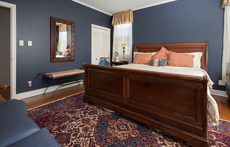 Garden Room in Ginkgo Garden Bed & Breakfast Inn