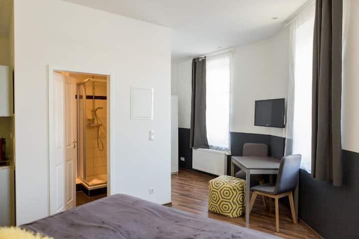 Apartment Erdgeschoss