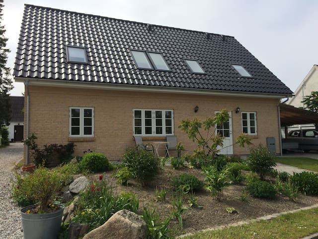 Nice new family house near Roskilde - Roskilde - Casa