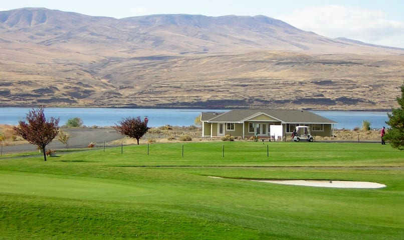 Vacation Home on the Golf Course with River View