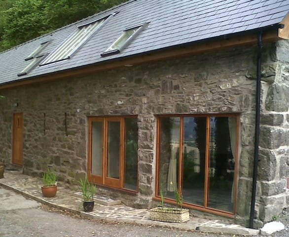 Snowdonia Wales Holiday Cottage - Machynlleth - Hus