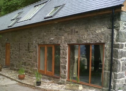 Snowdonia Wales Holiday Cottage - Machynlleth - House