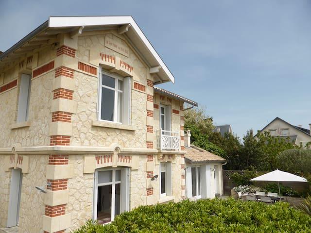 Villa Ancienne 100m de la plage - Vaux-sur-Mer - Villa