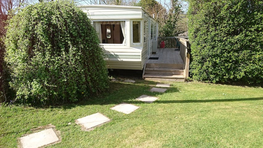 Caravan . Central to Truro St Ives Penzance. - Portreath - Other