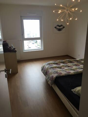 Appartement F2 Schiltigheim proximité Wacken
