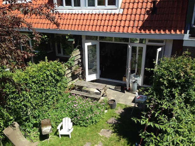 Cosy house with garden - Amsterdam - Rumah