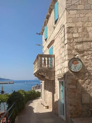 Komiža  Sea View Apartment