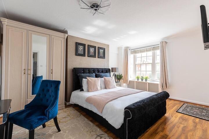 Beautiful Apartment Near Hyde Park & Oxford Street